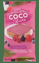 Coco bosvruchten kokosbrood